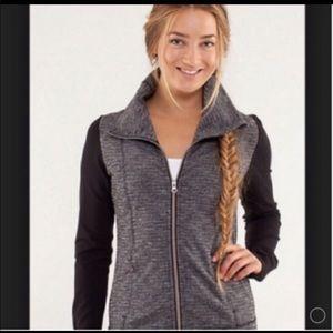 Lululemon daily yoga jacket rare